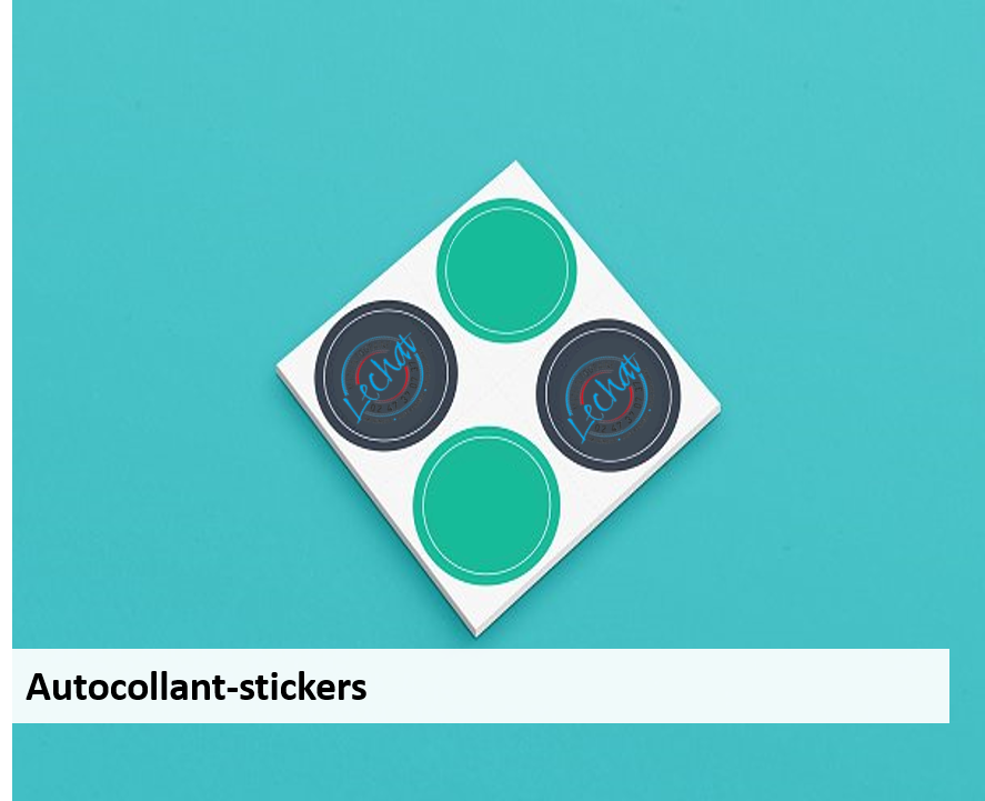 autocollants stickers