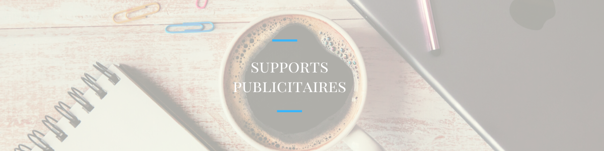 Support publicitaire