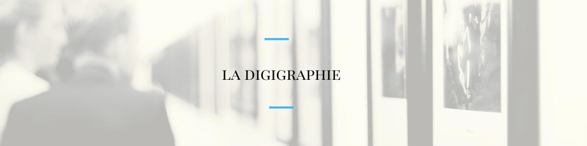 la digigraphie