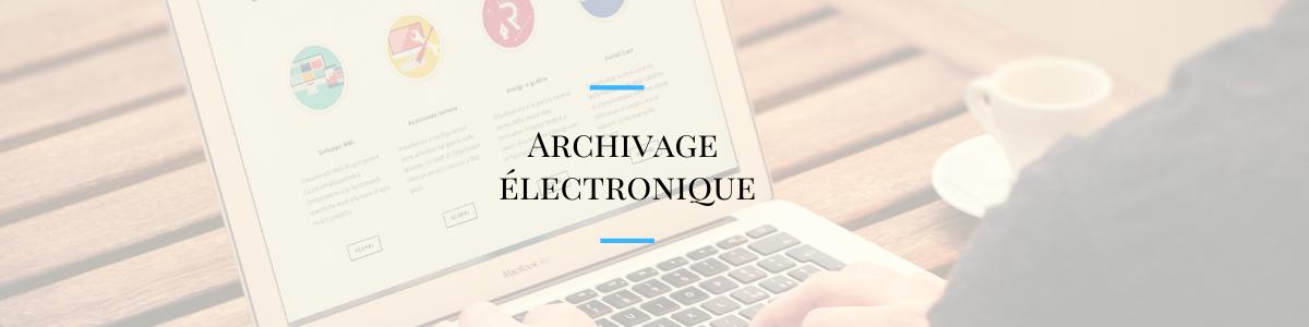 Archivageélectronique