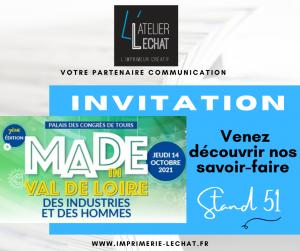 Salon Made In Val de Loire